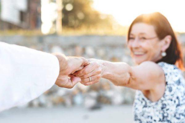 romantische liebe fuer senioren
