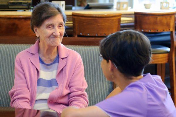 seniorenhein wie kann man sich daran gewöhnen