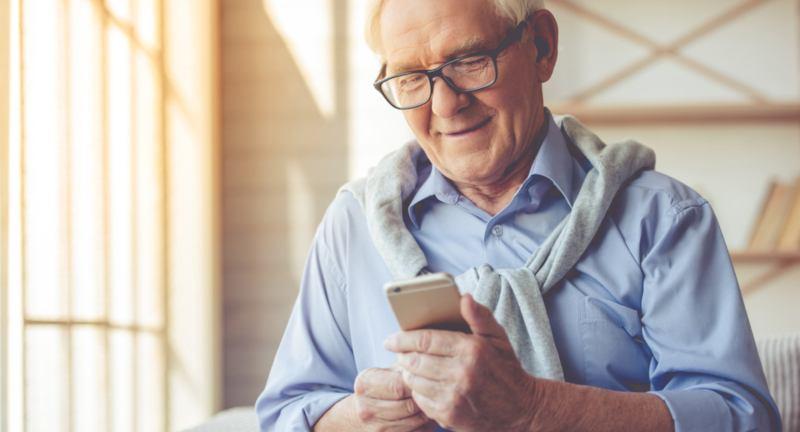 Top 5 Smartphone Senioren Apps für ältere Menschen